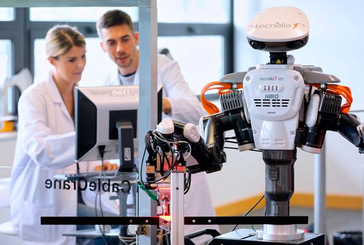 Jornada Robott-NET