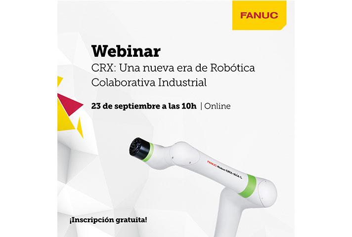 CRX: una nueva era de Robótica Colaborativa Industrial