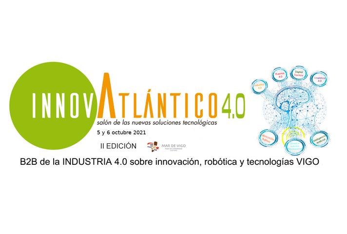 Salón InnovAtlántico 4.0 2021