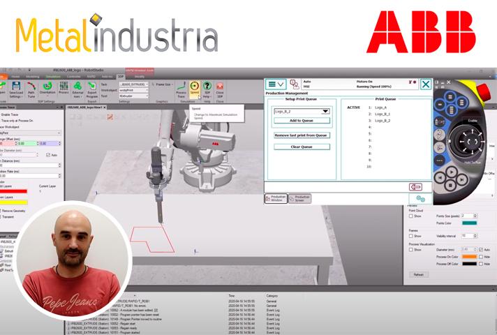 ABB: Funcionalidades claves de RobotStudio