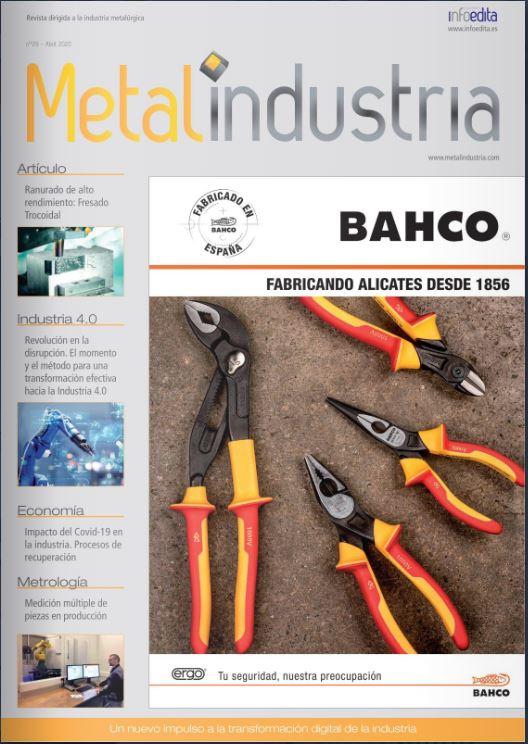 Metalindustria Abril 2020