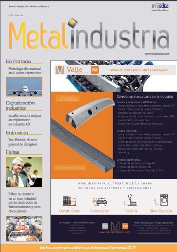 Metalindustria Junio 2017