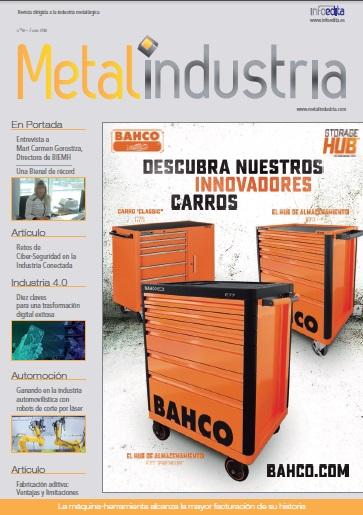 Metalindustria Mayo 2018