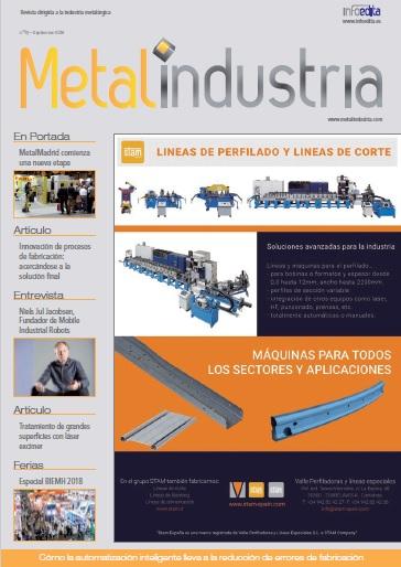Metalindustria Septiembre 2018