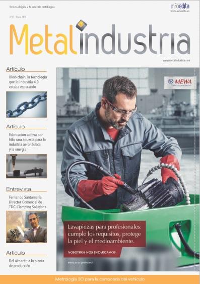 Metalindustria Enero 2019
