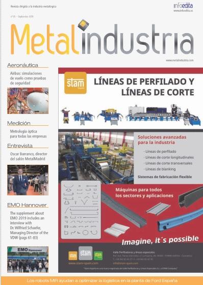 Metalindustria Septiembre 2019