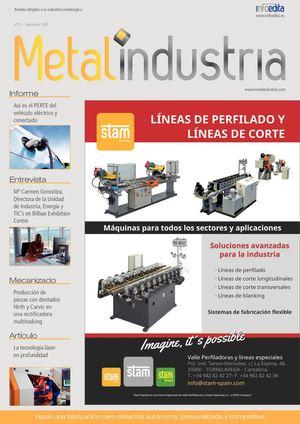 Metalindustria Septiembre 2021