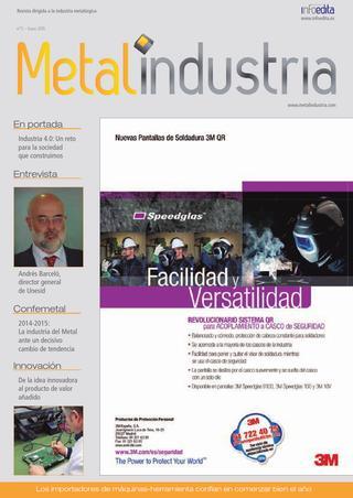 Metalindustria Enero 2015
