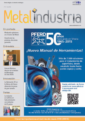 Metalindustria Junio 2015