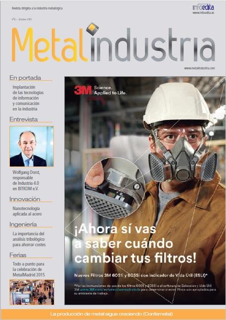 Metalindustria Octubre 2015