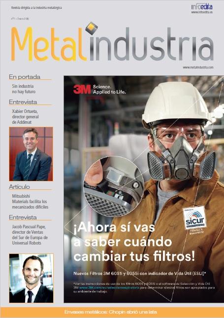 Metalindustria Enero 2016