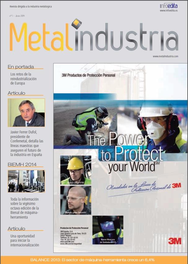 Metalindustria Junio 2014