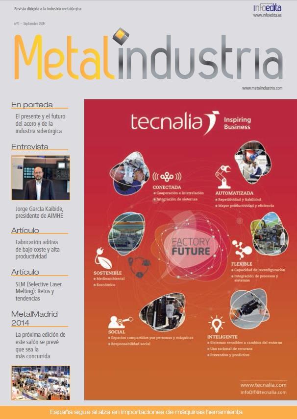 Metalindustria Septiembre 2014
