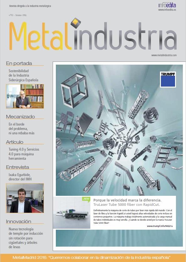 Metalindustria Octubre 2016