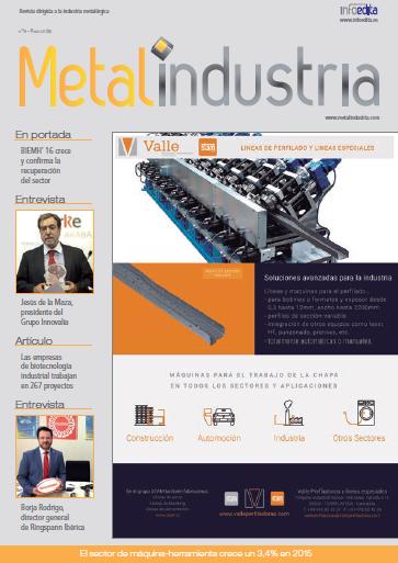 Metalindustria Marzo 2016