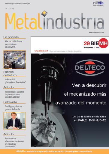 Metalindustria Junio 2016