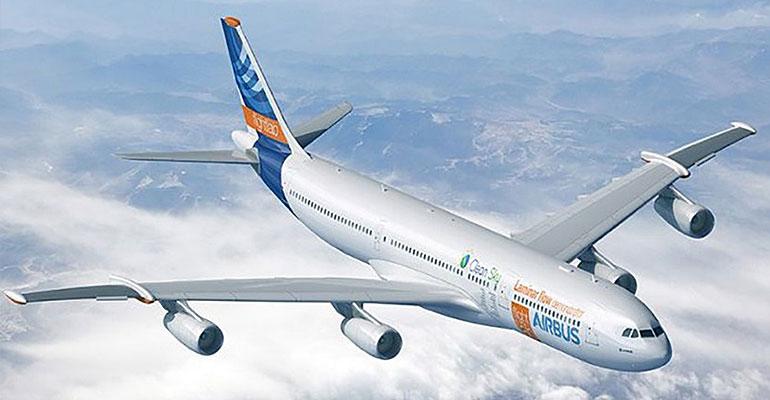 La empresa Aritex y Eurecat ayudan a Airbus a probar un ala para reducir las emisiones de CO2