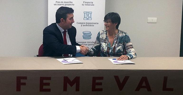 Acuerdo Femeval y SGR