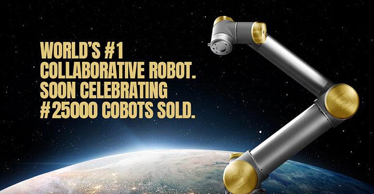 Edición de Oro Universal Robots