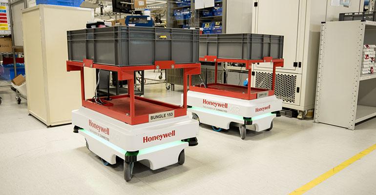 Mobile Industrial Robots