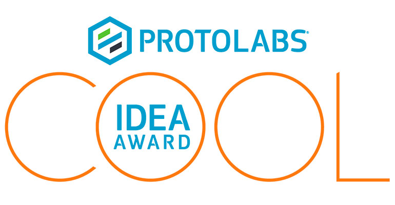 Protolabs presenta el Cool Idea Award