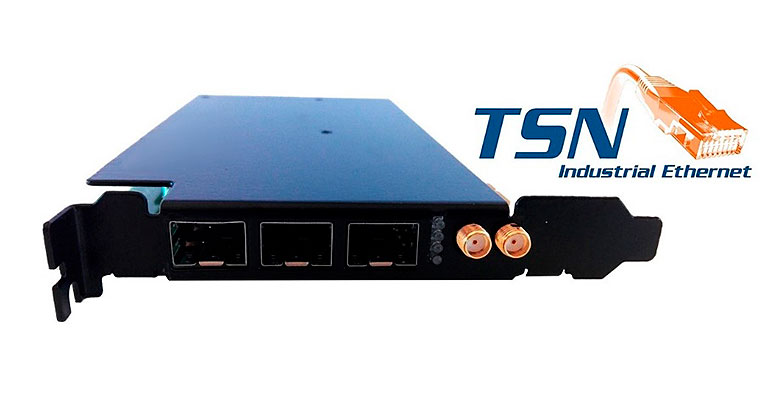 Relyum lanza RELY-TSN-PCIe