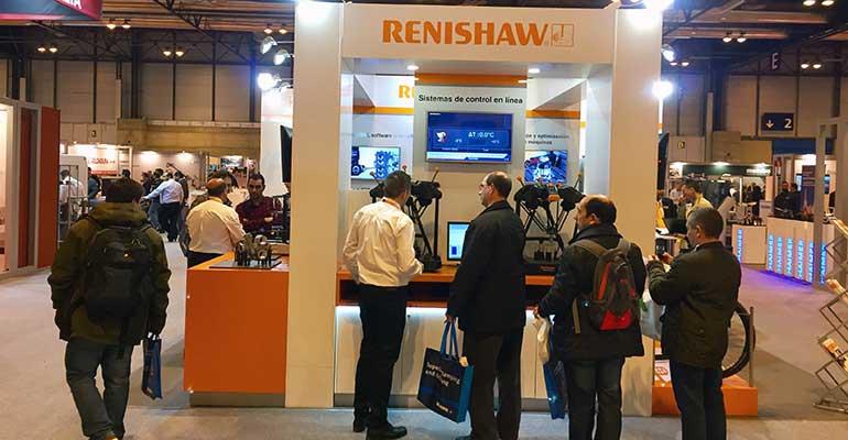 Renishaw en Advanced Factories