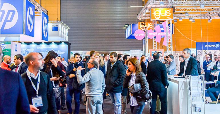Barcelona reúne esta semana a más de 14.000 congresistas del sector industrial