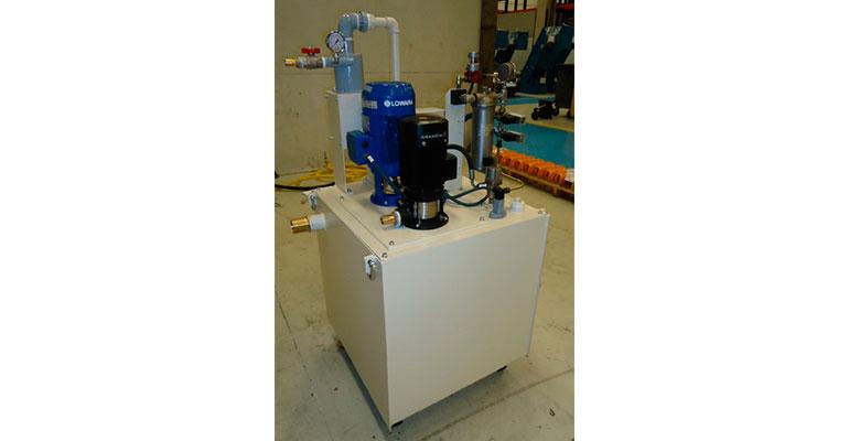 Unidad de alta presión MTX