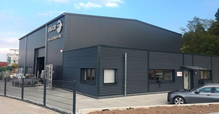 fagor arrasate inaugura nuevas instalaciones en alemania metalindustria. Black Bedroom Furniture Sets. Home Design Ideas
