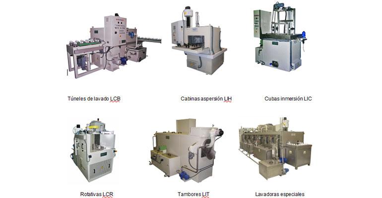Los mejores sistemas para lavar piezas industriales