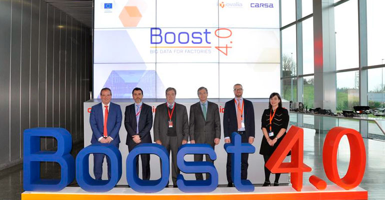 proyecto Boost 4.0