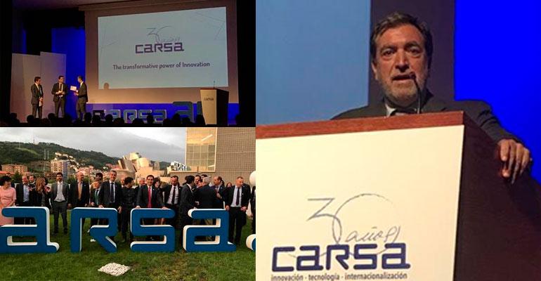 30 aniversario de Carsa