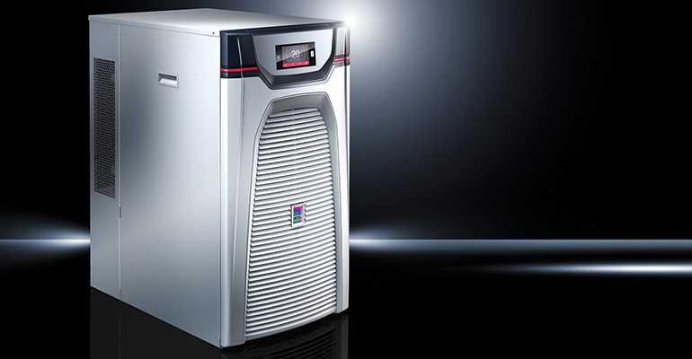 Rittal presenta una nueva generación de chillers de la serie Blue e+