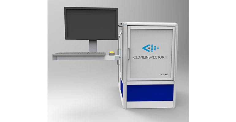 cabina de medición CloneInspector 3D