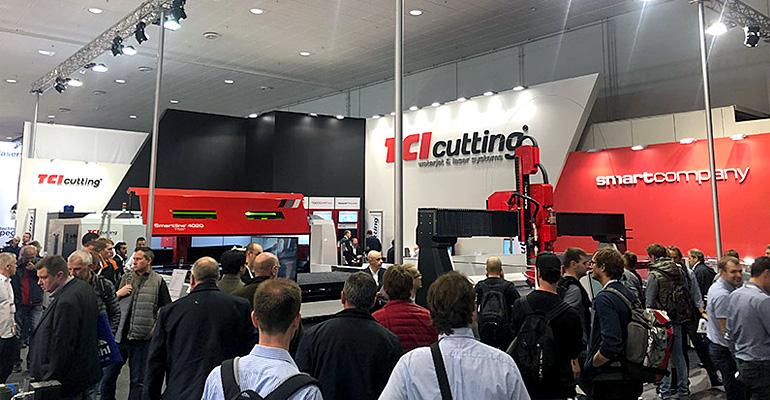 TCI Cutting en Euroblech