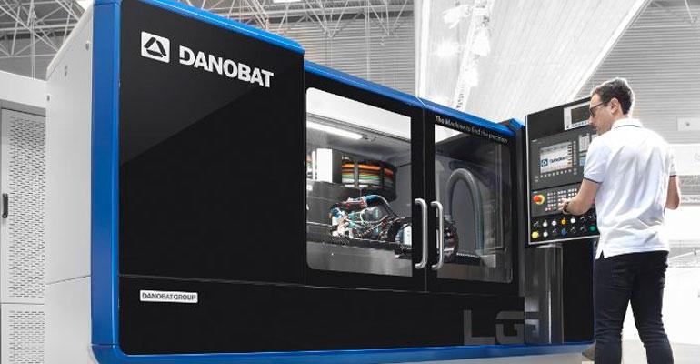 rectificadora DANOBAT LG-1000
