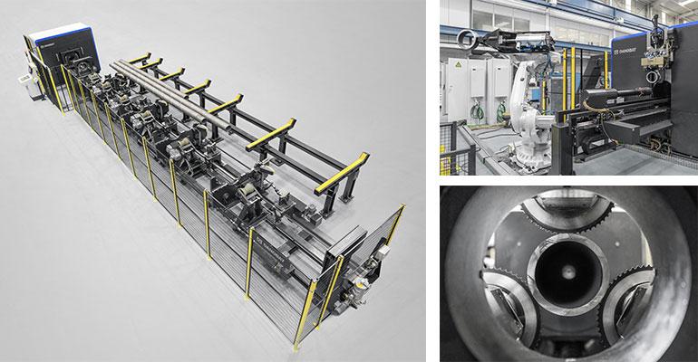 Danobat amplía su gama de sierras de disco con una solución de corte multidisco de alta precisión