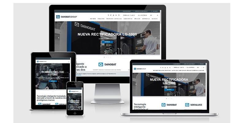 DanobatGroup nueva web