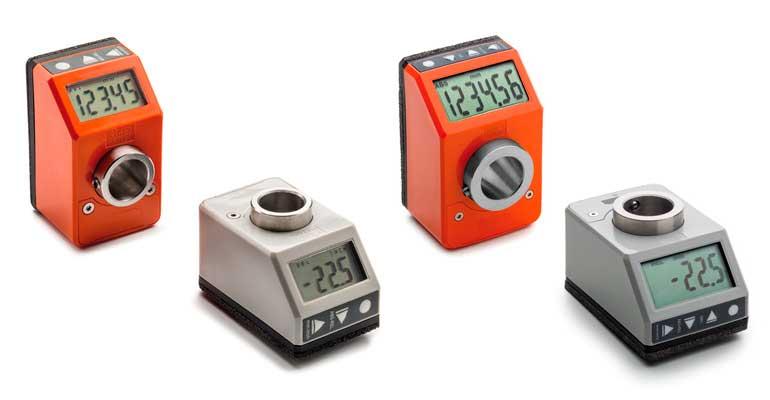 Nuevos indicadores de posición electrónicos DD52R-E