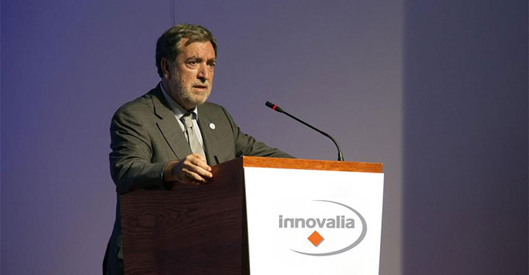 Jesús de la Maza, presidente del Grupo Innovalia
