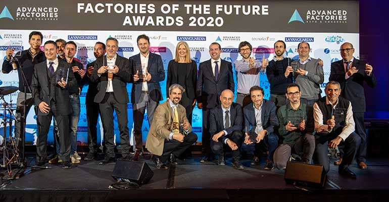 Factories of the Future Awards 2021