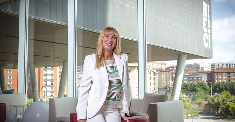 Mª Carmen Gorostiza, Directora del Salón Subcontratación