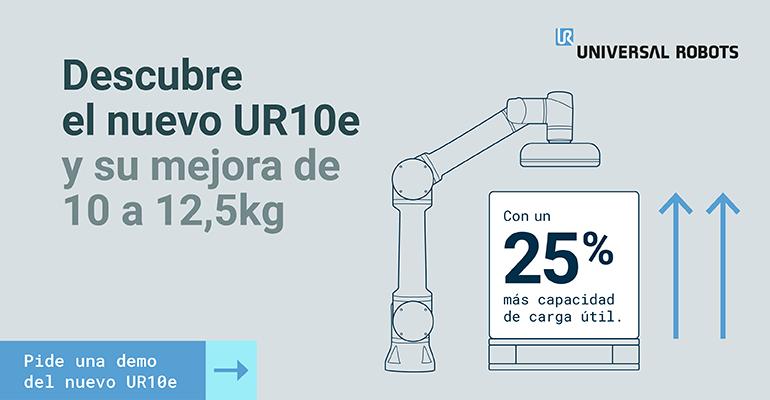 nuevo UR10e
