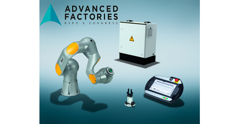 Pilz en Advanced Factories 2019