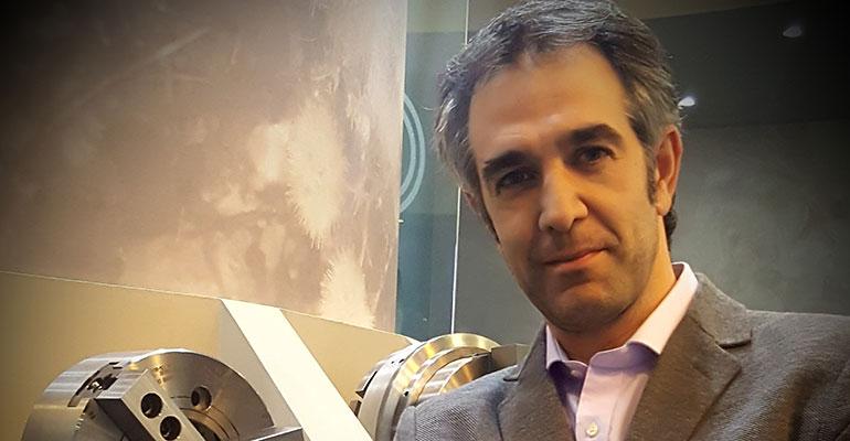Fernando Santamaría, Director Comercial de TDG Clamping Solutions