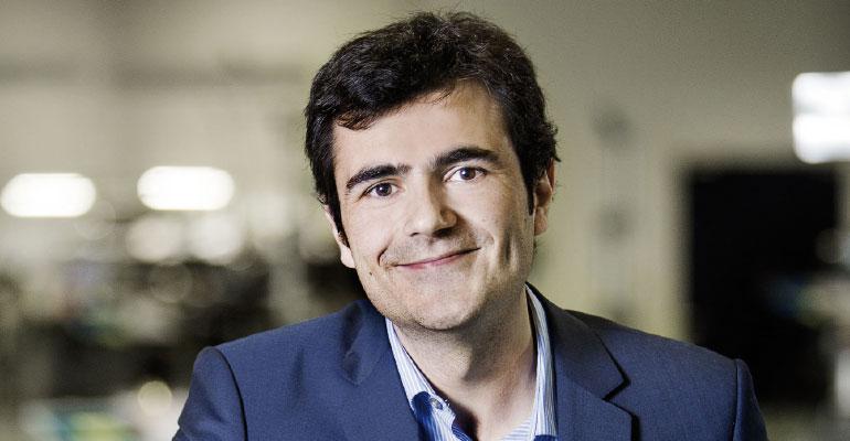 Jordi Pelegrí, Director de Desarrollo de Negocio de Universal Robots.