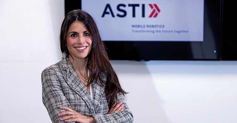 Verónica Pascual Boé, Consejera Delegada de ASTI TechGroup