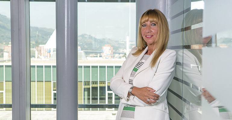 Mª Carmen Gorostiza, Directora de BIEMH 2020