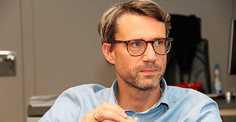 Christoph Bode, CEO de Stoba